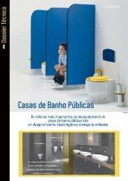 Casas de banho públicas - Construlink.com