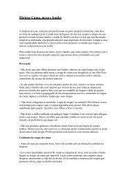 Higiene Cama, mesa e banho - CASABLANCA TECIDOS
