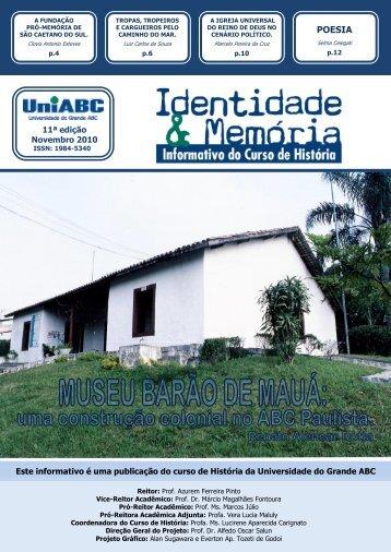11ª edição - UniABC