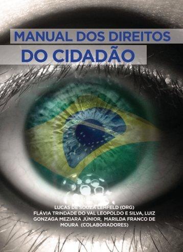 manual dos direitos do cidadão - Centro Universitário Barão de Mauá