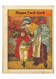 Hugan Fach - Cymraeg Alm - DGSL