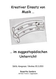 0. Handout. Deckblatt Musik im Seminar. mit Bild - DGSL