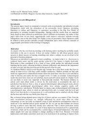 Artikel von Dr. Marina Furlan, Italien veröffentlicht im DGSL-Magazin ...