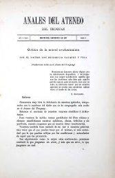 Año 1, t. 1, nº 3 - PUBLICACIONES PERIÓDICAS DEL URUGUAY