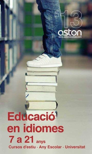 14 a 17 - ASTON idiomas