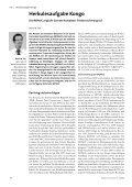 Herkulesaufgabe Kongo - Deutsche Gesellschaft für die Vereinten ... - Seite 4