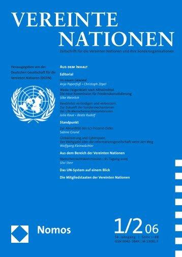Kleinwächter, Wolfgang: Globalisierung und Cyberspace, in