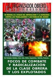 Organizador Obrero Internacional Nº 5 Mayo 2007 (PDF)