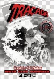 CAMP. CATALUNYA CLASSIC REGULARITAT 2009 - Moto Club ...