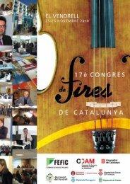 17è Congrés de Fires de Catalunya [2010] - Federació de Fires de ...