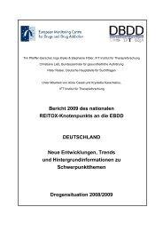 2009 - Deutsche Hauptstelle für Suchtfragen e.V.