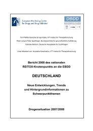2008 - Deutsche Hauptstelle für Suchtfragen e.V.