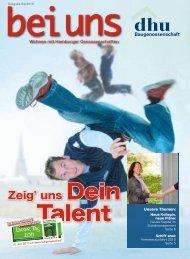 Talent - Baugenossenschaft Deutsches Heim-Union eG