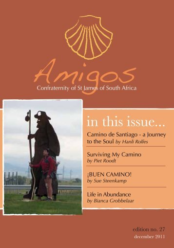 Amigos - Confraternity of St. James South Africa