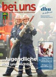 """""""Jugendliche - Baugenossenschaft Deutsches Heim-Union eG"""