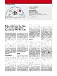 PINGUIN-Studie - Deutsche Diabetes-Stiftung