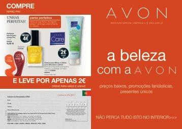 COMPRE E LEVE POR APENAS 2€ - Avon