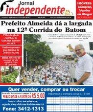 Click aqui para ler o Jornal 970 em - jornalindependente