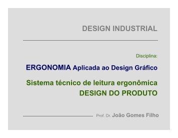 3-ERGONOMIA-Design-do-Produto - João Gomes