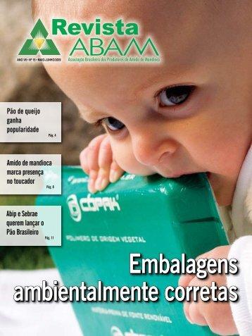 Revista 15 - Mai.- Jun. 2009 - Abam