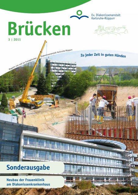 Neubau Frauenklinik - Diakonissenkrankenhaus Karlsruhe-Rüppurr