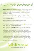 arte de misturar aromas, texturas, cores e design - BellaMixtura - Page 3