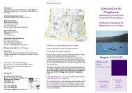 DiakonieCare für Pflegeberufe Beginn: 22.01.2013 - Diakonie Baden