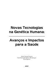 Novas Tecnologias na Genética Humana: Avanços ... - Projeto Ghente