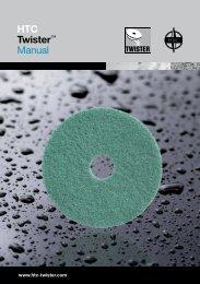 HTC Twister™ Manual - Anzeve