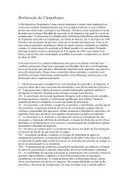 Declaração de Chapultepec - Abert
