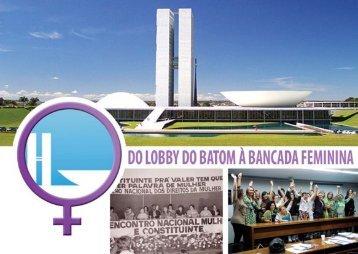 DO LOBBY DO BATOM À BANCADA FEMININA 1 - Janete Pietá