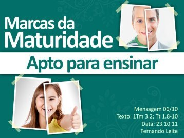 Tt 1.8-10 Data: 23.10.11 Fernando Leite - Ibcu.org.br
