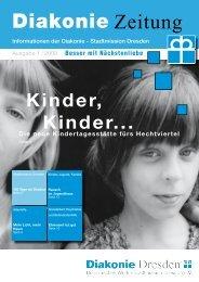 Diakonie Zeitung - Diakonie Dresden