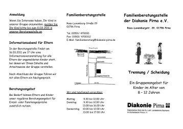 Flyer TSG2011 - Diakonie Pirna