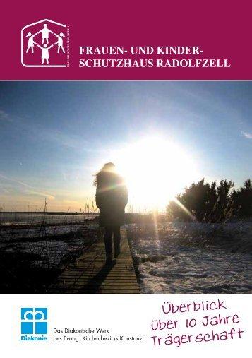 Unsere Broschüre zur 10-jährigen Trägerschaft zum Download