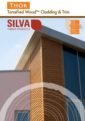 Thor Cladding - Silva Timber