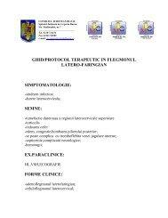 ghid/protocol terapeutic in flegmonul latero-faringian ...
