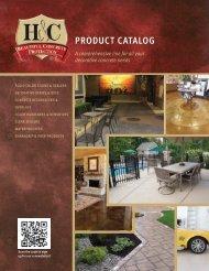 View Our Product Catalog - H&C Concrete