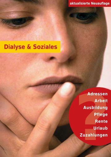 (PDF) Dialyse & Soziales - Dialyse Simmern