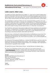 Pressemappe als PDF-Datei, 19 Seiten - Buddhistische Zentren Ost ...
