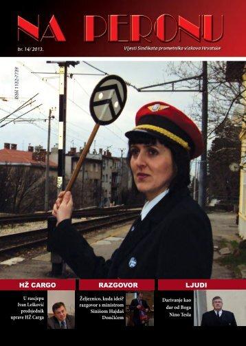Na peronu br 14 za WEB.pdf - Sindikat prometnika vlakova Hrvatske