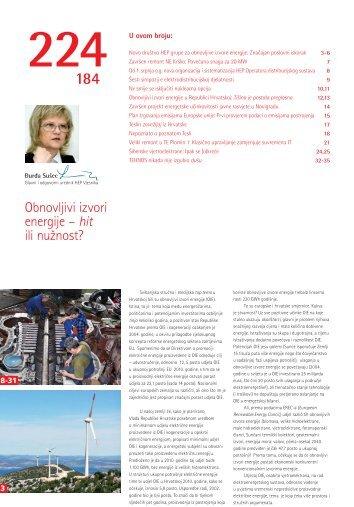 Broj 184, svibanj 2006. - HEP Grupa