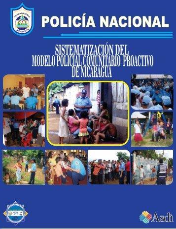 policía nacional modelo policial comunitario ... - policia nacional