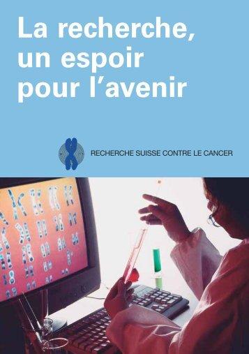 La recherche ne doit pas oublier les formes rares de cancer