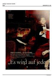 Deutscher Filmpreis - Es wird auf jeden Fall sexy - die agenten