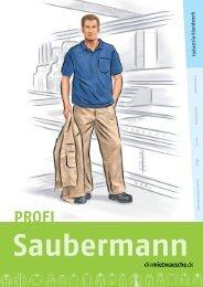 PROFI Saubermann - diemietwaesche.de