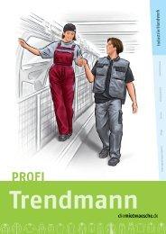 PROFI Trendmann - diemietwaesche.de