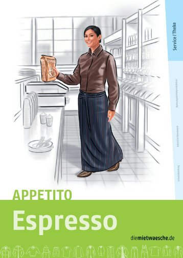APPETITO Espresso - diemietwaesche.de
