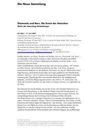 download PDF - Die Neue Sammlung