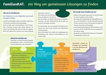 FamilienRAT: ein Weg um gemeinsam Lösungen ... - Die Orbishöhe